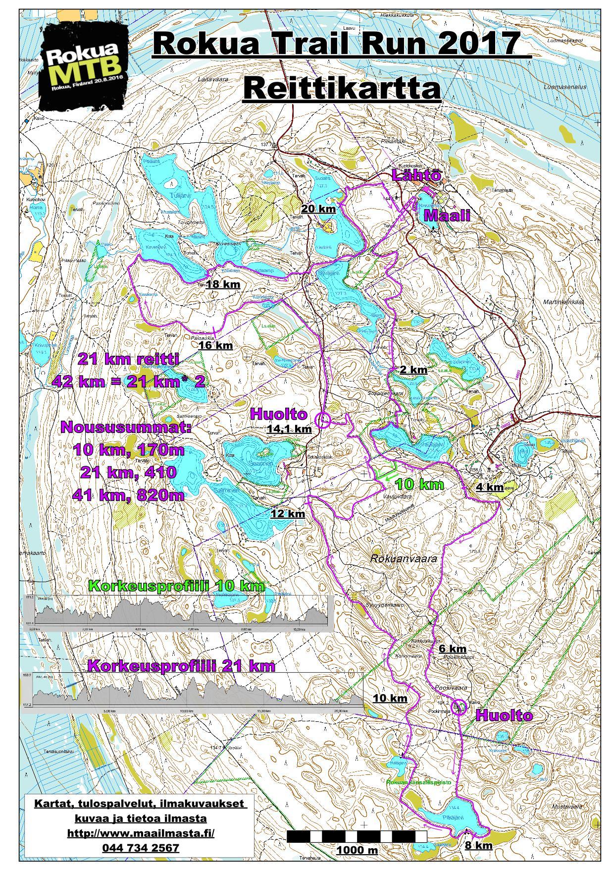 Rokua Trail Run